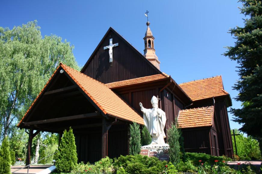 Chludowo Kościół
